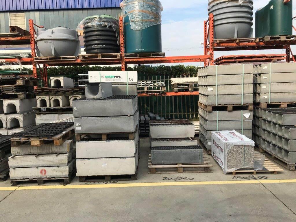 vendita attrezzature edili bergamo